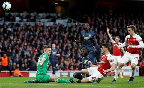 Dư âm Arsenal 2-0 MU Ngày De Gea cảm thấy tủi thân… hình ảnh 2