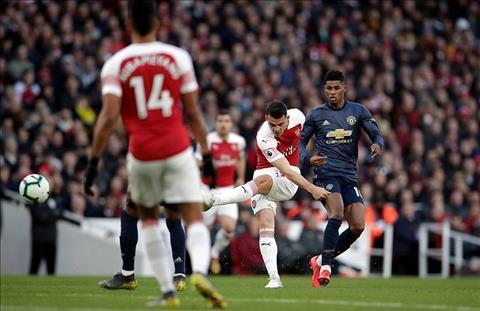 Dư âm Arsenal 2-0 MU Ngày De Gea cảm thấy tủi thân… hình ảnh