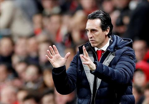 Emery Arsenal 2-0 MU