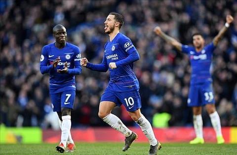 Chelsea 1-1 Wolves Hazard ghi ban