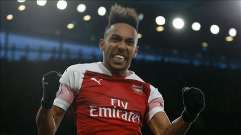 Aubameyang tin Arsenal se ket thuc trong Top 4 o NHA