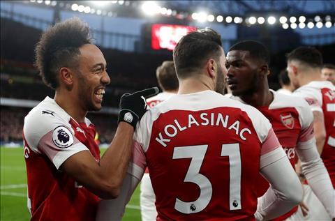 Những con số biết nói sau trận đấu Arsenal 2-0 MU hình ảnh