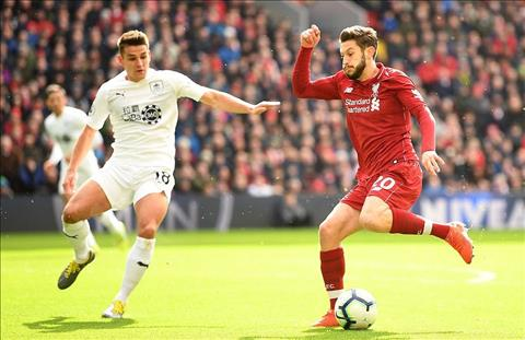 Liverpool 4-2 Burnley Lallana co bong