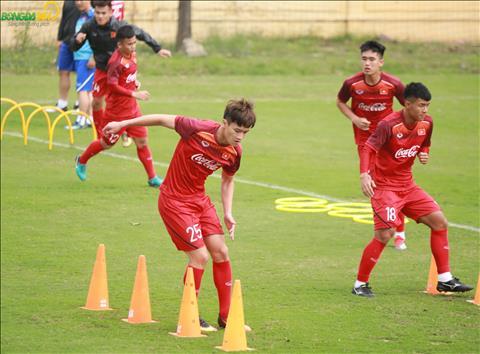 Xác định bộ khung hàng tiền vệ của U23 Việt Nam hình ảnh