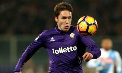 Chi 55 triệu bảng, Liverpool muốn mua Federico Chiesa hình ảnh