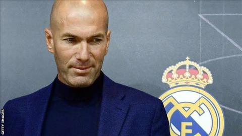 Real Madrid chinh thuc tai bo nhiem HLV Zinedine Zidane