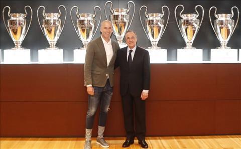 Zidane va Perez