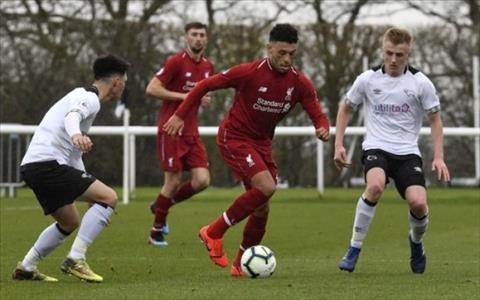Chamberlain trở lại và giúp Liverpool vô địch Premier League hình ảnh