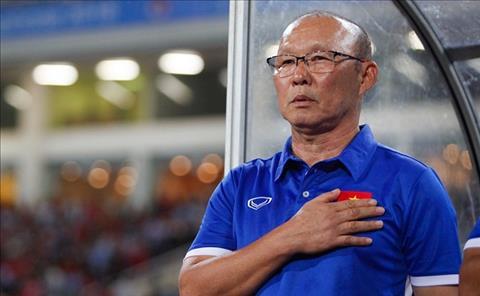 AFC HLV Park Hang Seo muốn đưa bóng đá Việt Nam lên tầm cao hình ảnh