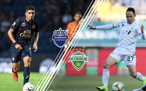 Buriram vs Jeonbuk Motors 18h00 ngày 133 (AFC Champions League 2019) hình ảnh