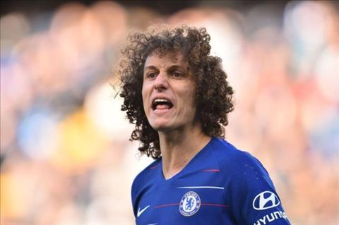 David Luiz noi ve tuong lai o Chelsea
