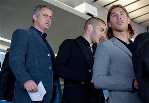 Đây! Lý do Mourinho không thể trở lại Real Madrid hình ảnh