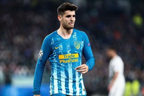 Diego Godin chỉ trích Alvaro Morata sau trận thua Juventus hình ảnh