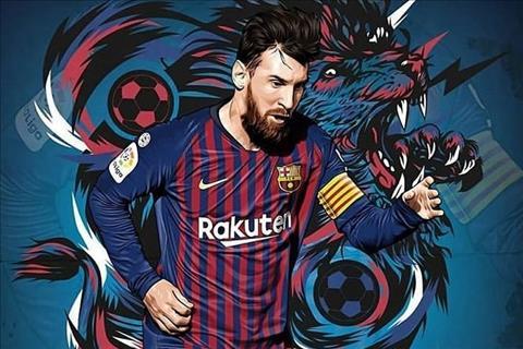 Lionel Messi: Manh thu an minh trong hinh hai ke thich-di-bo