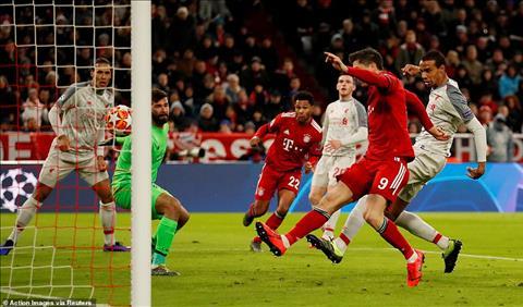 Tat ca nhung gi Bayern lam duoc chi la mot ban da phan cua Matip