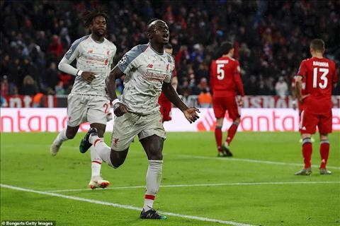 Mane choi rat tot thoi gian gan day vao co cu dup vao luoi Bayern