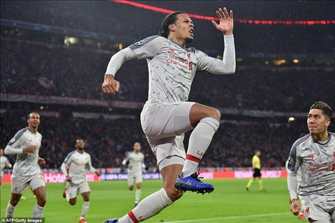 4 điểm nhấn rút ra từ chiến thắng của Liverpool trước Bayern Munich hình ảnh 2
