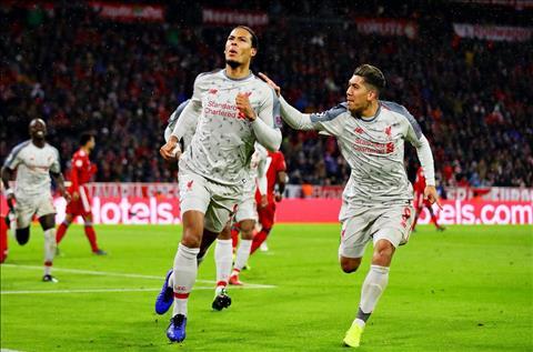 Liverpool thắng thuyết phục Bayern Đẳng cấp của 'King Virgil' hình ảnh 4