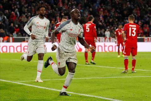 Sao Liverpool gáy sớm trước trận chung kết Champions League hình ảnh