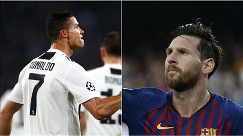 Cristiano Ronaldo và Lionel Messi được hâm mộ nhất giới thể thao hình ảnh