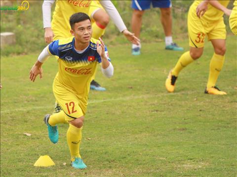 Cau thu dang khoac ao Hai Phong cho biet nhieu kha nang se da vi tri giong cua Phan Van Duc trong thoi gian toi trong mau ao U23 Viet Nam.
