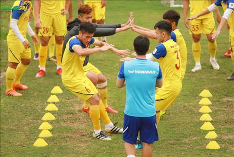 Dang chu y, DT U23 Viet Nam sang ngay 15/3 co bai dap tay kha thu vi.