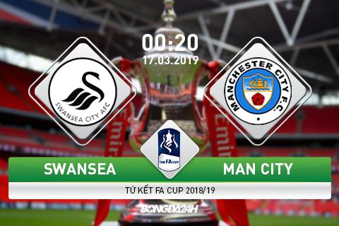 Nhận định Swansea vs Man City (0h20 ngày 173) Thiên đường thứ 11 hình ảnh 2