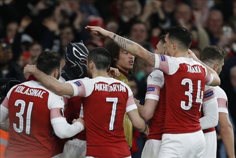 Unai Emery bảo vệ cầu thủ Arsenal trước chỉ trích hình ảnh