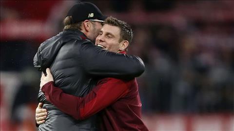 James Milner muốn cùng Liverpool giành danh hiệu hình ảnh