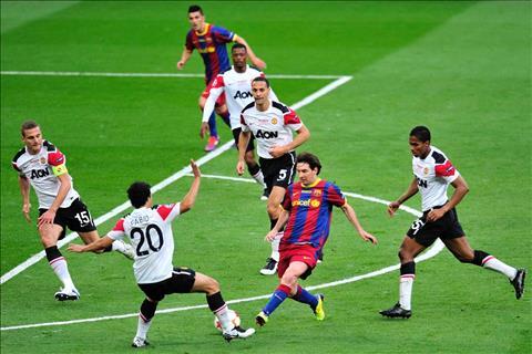 Phản ứng sau kết quả MU gặp Barca Người run sợ, kẻ nóng lòng hình ảnh