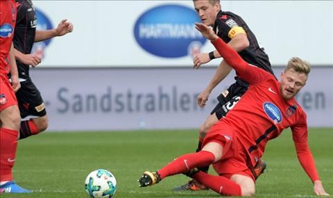 Heidenheim vs Union Berlin 0h30 ngày 163 (Hạng 2 Đức 201819) hình ảnh