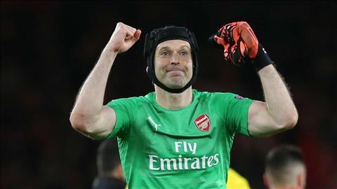 Petr Cech phát biểu sau trận Arsenal vs Rennes hình ảnh