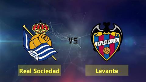 Sociedad vs Levante 1h00 ngày 3110 La Liga 201920 hình ảnh