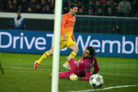 Tứ kết MU vs Barca Messi có thể vượt qua lời nguyền hình ảnh