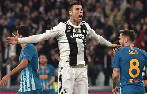 Ronaldo tai Juventus