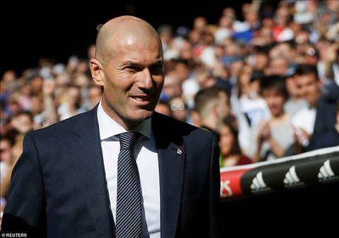 Dư âm Real Madrid 2-0 Celta Vigo Ngày về hoàn hảo của Zizou hình ảnh