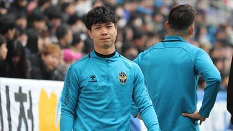 Công Phượng bất lực tại Incheon United HAGL có nên ra tay hình ảnh