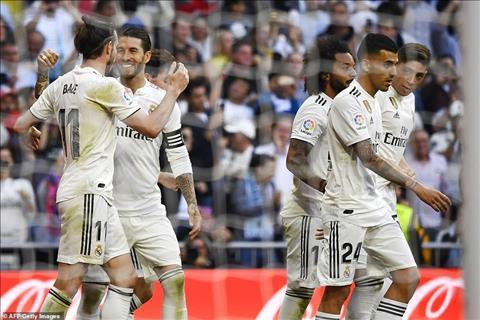 Real Madrid 2-0 Celta Vigo Buổi thử việc mở màn vương triều Zidane 20 hình ảnh 3