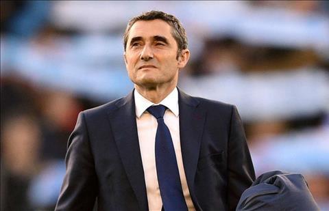Ernesto Valverde phát biểu trước trận MU vs Barca hình ảnh