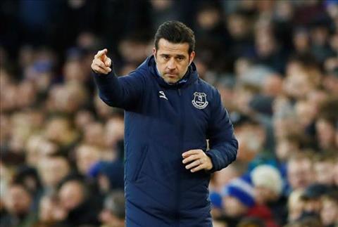 HLV Marco Silva phát biểu sau trận Everton vs Arsenal hình ảnh