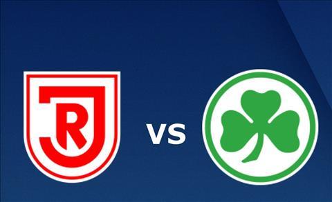 Regensburg vs Greuther Furth 2h30 ngày 193 (Hạng 2 Đức 201819) hình ảnh