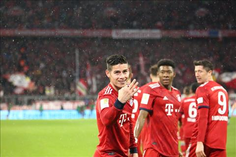 Video tong hop: Bayern Munich 6-0 Mainz (Vong 26 Bundesliga 2018/19)