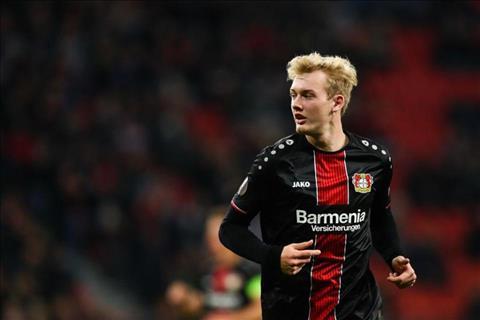Real Madrid quan tâm Julian Brandt của Bayer Leverkusen hình ảnh