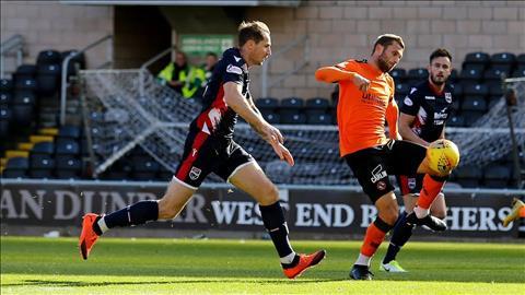 Dundee United vs Ross County 2h45 ngày 203 (Hạng nhất Scotland 201819) hình ảnh