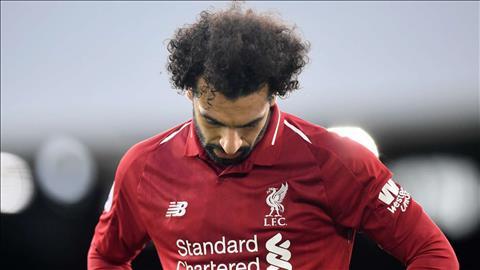 HLV Klopp không lo lắng khi Salah tịt ngòi hình ảnh
