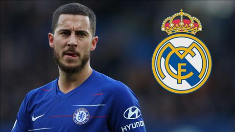 Real Madrid muốn mua Eden Hazard ở Hè 2019 hình ảnh