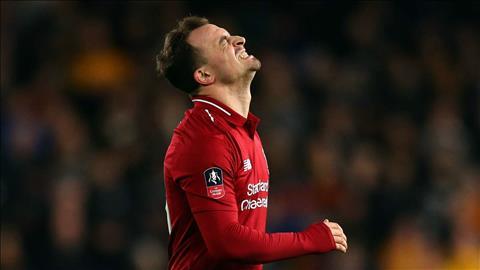 Xherdan Shaqiri gây thất vọng ở Liverpool nhưng hình ảnh