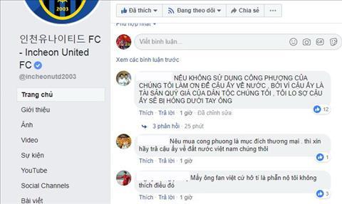 Nhieu y kien e ngai viec Cong Phuong khong ra san se lam thui chot tai nang.