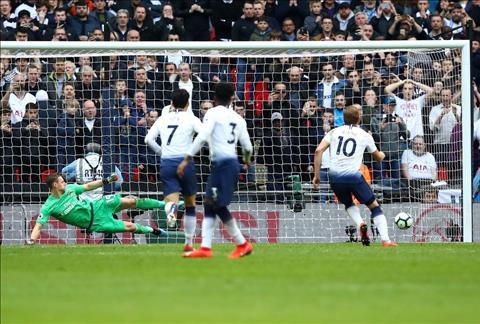 Tottenham vs Arsenal Kane gh ban