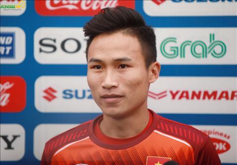 Triệu Việt Hưng chia sẻ mục tiêu của U23 Việt Nam hình ảnh